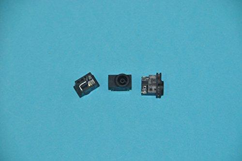 THT Protek Strombuchse, Netzteilbuchse/DC Jack für Samsung Q320-Aura Serie, Q320-FS01DE, R519-Aura C900 Sanni, R519-Aura Serie, R519-Aura T3400 Sannie, R519-Aura T4200 Dafio, R519-Aura T4200 Danua -