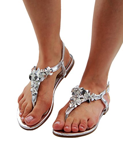 Generic - TOE POST donna Silver