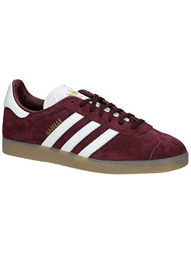 Adidas Originals Gazelle BB5506 Herren Sneaker Grau Maroon