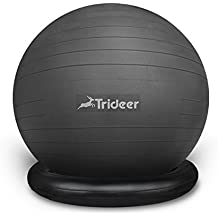 Trideer swiss ball matte anti-burst Stability Ring