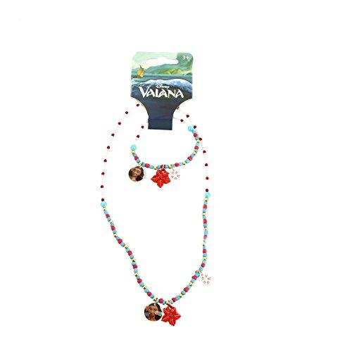 Taldec-Pulsera y Collar Vaiana