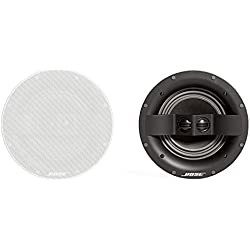Bose Virtually Invisible791 In-Ceiling Speaker II - Black