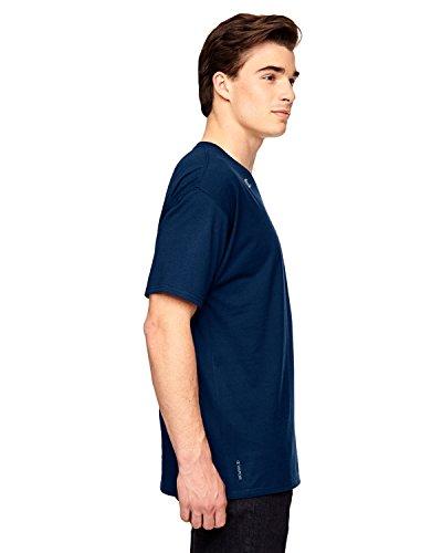 Champion für Team 365Vapor® Baumwolle Kurzarm T-Shirt Blau - SPORT DARK NAVY