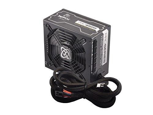 XFX P1-850X-XXB9 80+ Bronze PC-Netzteil (ATX 2.2, 20+4-polig, 850 Watt) (Xfx Netzteil)