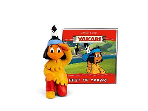 tonies 01-0084 Best of Yakari Hörfigur, Bunt