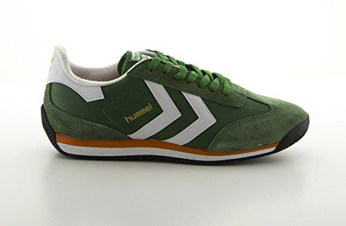 Hummel Stadion L, Sneaker donna Fern Green