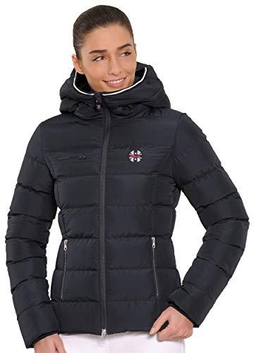 SPOOKS Damen Jacke, Kapuzenjacke, Damenjacke, Herbstjacke - Thea Jacket Navy M