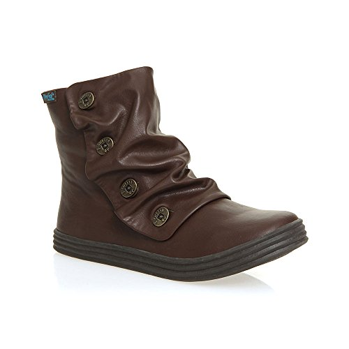 Blowfish Rabbit Damen Stiefel Braun Braun