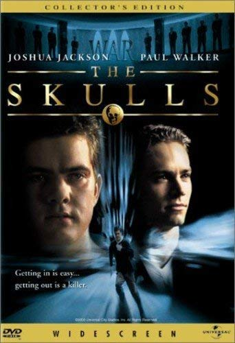 The Skulls (Collector's Edition) by Paul Walker