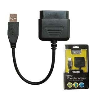 Adaptateur USB manette PS2 Ver PS3