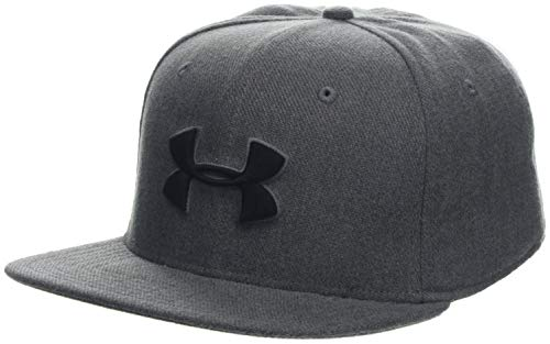 Grey/black One Size Clothes, Shoes & Accessories Genial Flex Fit Unisex Arch Snapback Cap