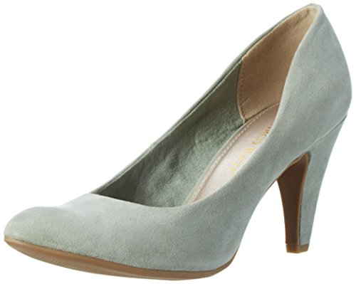 Marco Tozzi Damen 22428 Pumps, Grün (Mint 768), 38 EU