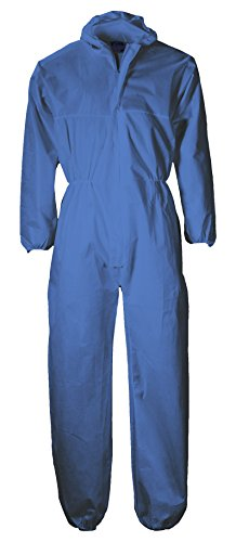Portwest Coverall PP 40g Overall Boilersuit Disposable Workwear Lab ST11