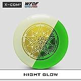 X-COM Ultimate Disc Glow in The Dark