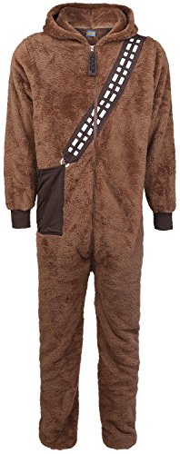 Star Wars Chewbacca Jumpsuit (Chewbacca Star Uk Kostüm Wars)