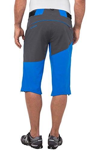 VAUDE pantalon pour homme garbanzo men's short Bleu - Bleu