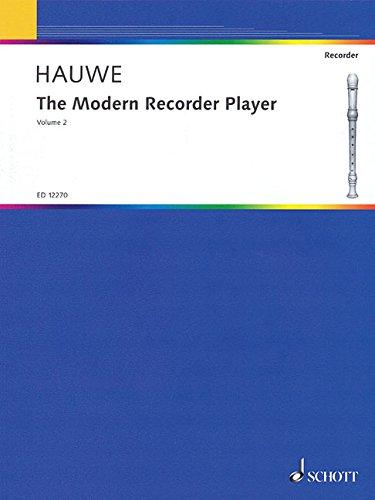 Modern Recorder Player: v. 2 por Walter Van Hauwe