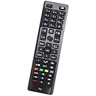 ALLIMITY RC48127 Remote Control Replace for Panasonic TX-40C300B TX-48C300B TX-32C300B TX-24C300B 30089238