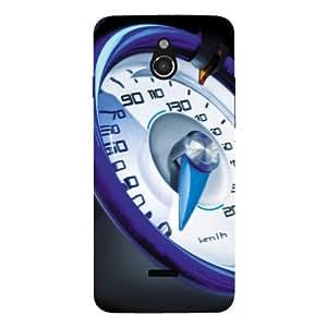 Kaira brand Designer Back Case Cover for Infocus M2 / Infocus M2 4G (Speedmetre)