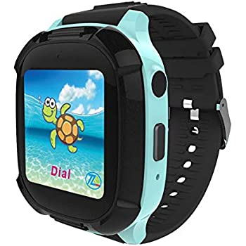 Là Vestmon Smart Watch Kids Smartwatch GPS Tracker Childrens ...