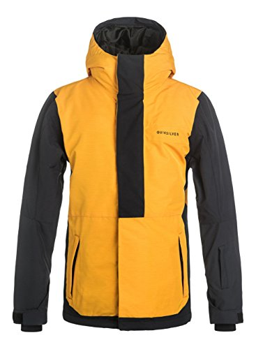 quiksilver-ambition-youth-giacca-cadmium-yellow-xl