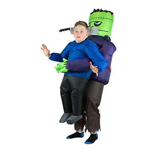 ares Frankenstein Kostüm für Kinder ()