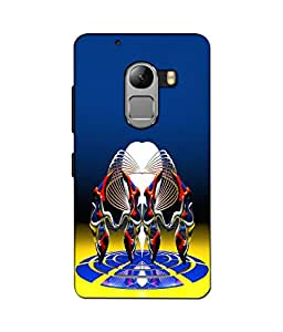 LENOVO A7010 PRINTED COVER BY aadia
