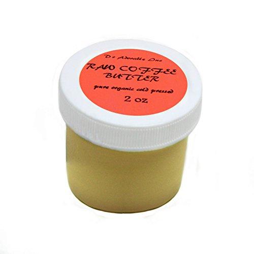 Pure Coffee Bean Butter Anti Aging Moisturizer 2 Oz