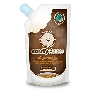 ScruffyChops Sugar Doggy Dog Shampoo 250ml/8.45fl oz by Finders International Ltd