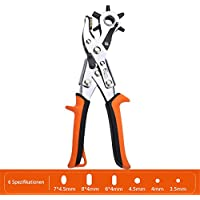 9-teilig Zahlen 0-9 D/önges Handschlagstempelsatz angespitzt Schrifth/öhe 3 mm