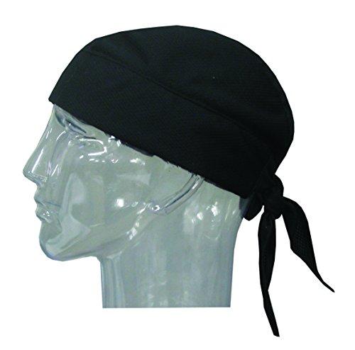 HyperKewlTM - 6536 Skull Cap mit Kühlfunktion schwarz