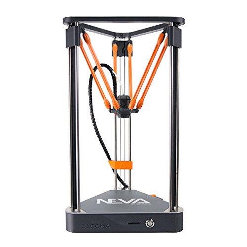 Imprimante 3D Magis par DAGOMA | Facile à Utiliser, Livrée Montée, Système d'autocalibration, Compatible avec Tout Type de Filament PLA 1.75 – L'imprimante pour Tous – Type Delta