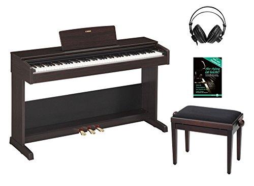 Yamaha YDP-103 R E-Piano Rosenholz SET inkl. Kophörer + Bank + Noten