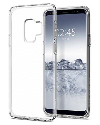 Spigen [Liquid Crystal Samsung Galaxy S9 Transparent Hülle
