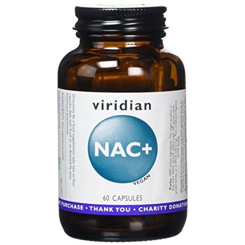 41MxAt3JufL. SS500  - Viridian NAC+ N-Acetyl L-Cysteine - 60 Vegicaps