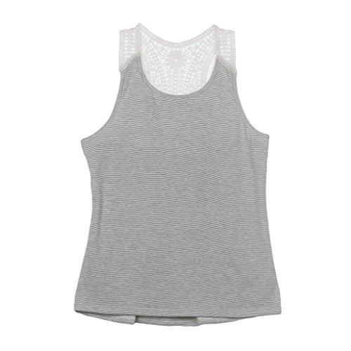 amuster-moda-donne-estate-pizzo-gilet-top-manica-corta-camicetta-base-canottiere-casual-t-shirts