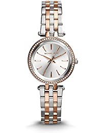 Michael Kors Analog Silver Dial Women's Watch-MK3298