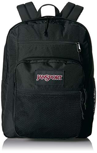 Jansport Big Campus Black Backpack