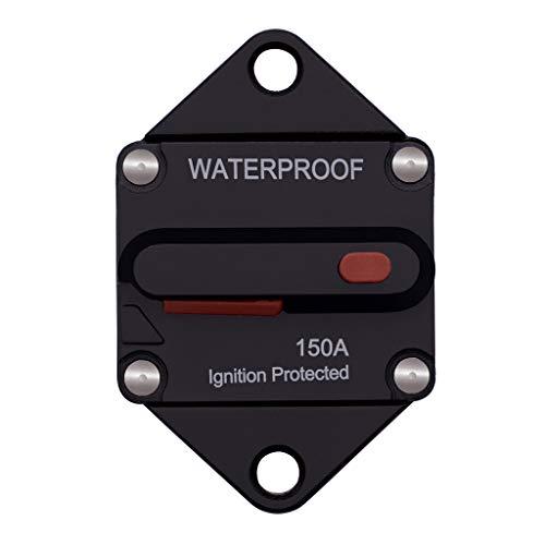 Numkuda 50/100/150A - Interruptor de protección para interruptor de circuito de coche