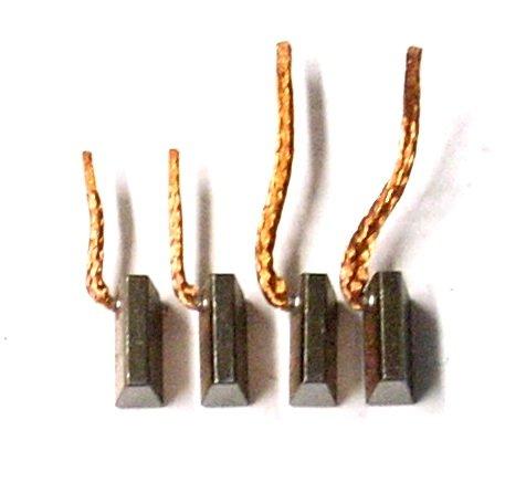 Escobillas de carbón Motor de arranque Valeo Paris-Rhone 3,9/6,4x10x15,5