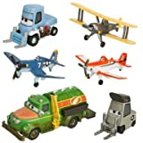 Disney Planes Figure Play Set - Propwash Junction with Dusty ...