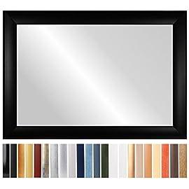 Soggiorno Specchiera Argento Design Moderna Specchio Moderno da Parete Camera Cornice Specchio per Ingresso Specchiera Rettangolare Orizzontale o Verticale per Arredamento Moderno 122X50cm