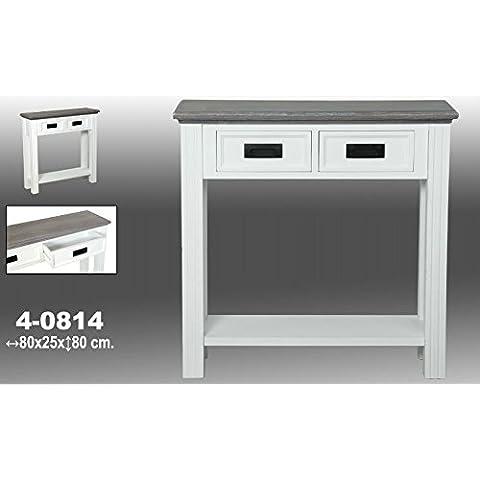 Mesa de entrada madera - Nuevo Hogar