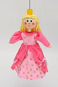 Moravská ústredna 18110B Princesa 20Cm, Marioneta Puppets, Multicolor