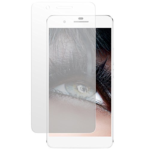 mtb more energy® Display Schutzglas aus Tempered Glass für das Huawei Honor 6 Plus (5.5'') - 9H - 2.5D - Schutzfolie Glasfolie Protector