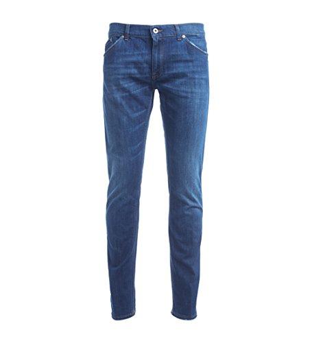 Jeans Dondup Sammy blu lavato Blue