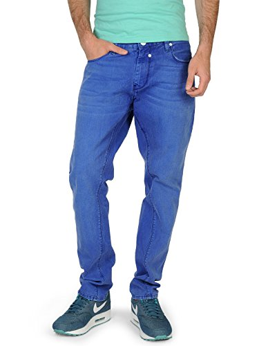 VSCT Anthony Airbrushed 5 Pkt. Denim Jeans cobalt airbrushed kobalt