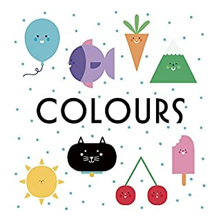 First Concept Bath Book: Colours (First Concept Bath Books)