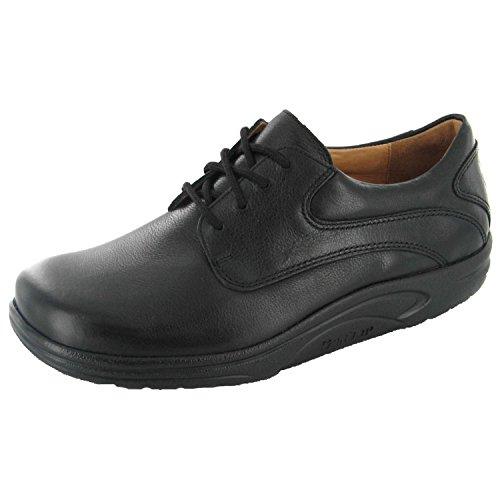 Ganter GUIDO AKTIV 2516170100 hommes Chaussures à lacets Noir