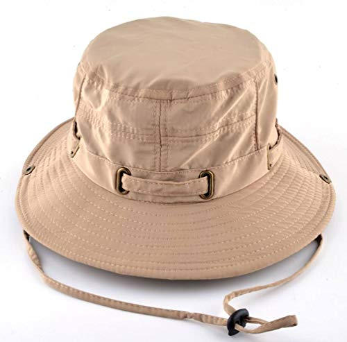AROVON Hut-Strand für Mann-Frauen-Sommer-Eimer draußen beiläufige wandernde Fischen-Kappen UVschutz-Sonnenschutzkappe der Männer